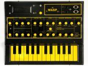 Electronic Dream Plant Wasp Synthesizer