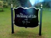 The Meaning of Life (TV series)