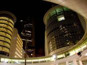 English: Enron Complex in Houston Texas