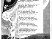 illustration facing page 25 of William Blake, painter and poet by Richard Garnett Publisher: London, Seeley. The caption, removed for transcription, was