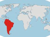 English: South America