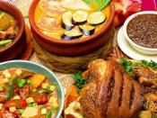 English: Philippine Food