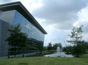 English: Morgan Stanley Offices, Cumbernauld.