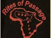 Rites of Passage logo