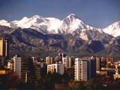 Almaty (ex Alma Ata), Kazakhstan