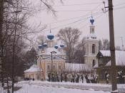 Church of Demetrius in the Field, Uglich