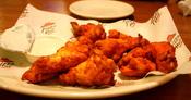 Buffalo wings from a Pizza Hut in Portage, MI.