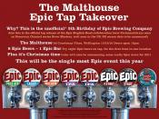 Epic Tap Takeover 2010