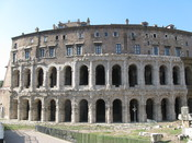 English: Theater of Marcellus.