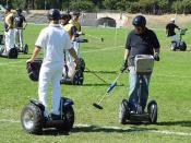 Polo Segway & Steve Wozniak