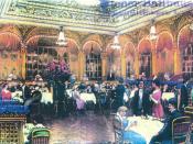 Deutsch: Ballsaal im St. Annahof, Annagasse 3a, Wien Wiener Ballhaus Gesellschaft mit beschränkter Haftung