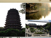 Montage of various Hangzhou images