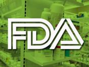 English: Logo of the U.S. Food and Drug Administration (2006)