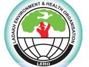 English: Logo of my organization