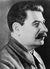 English: Joseph Stalin, Secretary-general of the Communist party of Soviet Russia