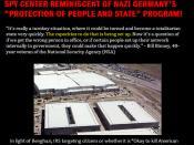 NSA Spy Center