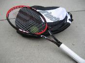 Prince racquet (#3470)