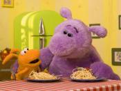 English: Publicity still for English children's television series Big & Small