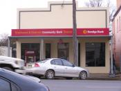 Community Branch at Braidwood, New South Wales