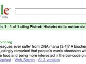 Google Scholar thinks I'm Maurice Wilkins