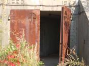 Battery Jewell on Outer Brewster Island.