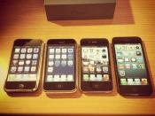 iPhone Original/3G/4/5