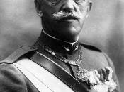 King of Italy Victor Emmanuel III.