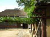 Yumeji Takehisa's parents' house