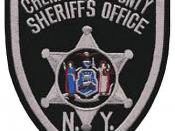 Chenango County Sheriff's Office