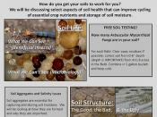 Soil Health Clinic, Brookings, SD on February 14, 2013