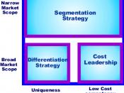 English: Porter Generic Strategies