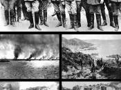 Gallipoli Campaign Türkçe: Çanakkale Savaşı Magyar: A Dardanellák ostroma