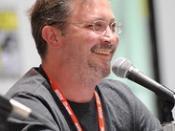 Matt Maiellaro at WonderCon 2010