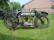 Nederlands: Triumph 1924 Ricardo