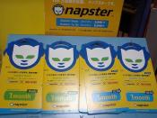 Napster Card