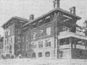 Tuberculosis Hospital (demolished)