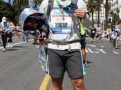 Sean Nakamura - 2012 LA Marathon Photos - Los Angeles