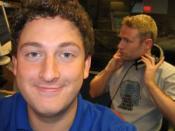 Foley smirks