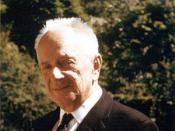 Theodosius Dobzhansky, ca.1966