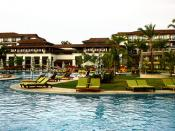 Costa Rica J W Marriott Resort - The Pool