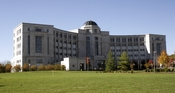 Michigan Hall of Justice in Lansing, Michigan