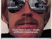 Film poster for Good Guys Wear Black - Copyright 1978, American Cinema Releasing