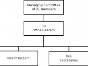 Lijjat organization structure