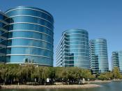 Deutsch: Oracle-Zentrale in Redwood Shores.