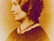 Charlotte Brontë Photography from 1854, free licence