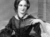 English: Portrait of Charlotte Brontë Русский: Портрет Шралоты Бронте