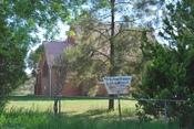 English: St Columbanus Roman Catholic church at Wombat, New South Wales