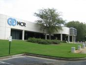 English: Office building of NCR Corporation in Duluth, Georgia.