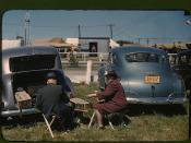 At the Vermont state fair, Rutland  (LOC)