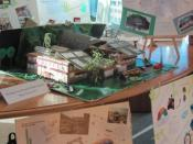 Model - Heritage Year Round Middle School, Wake Forest, NC